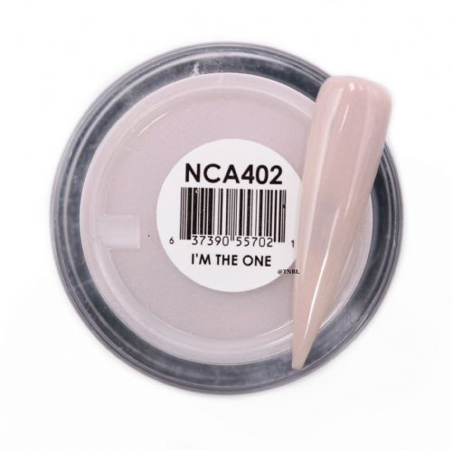 GLAM AND GLITS NAKED COLOR ACRYLIC - NCAC402 I'M THE ONE